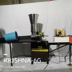 High Speed Incense Stick Making Machine 6G-KRISHNA