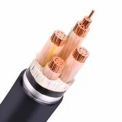 Four Core Copper Unarmoured Cable