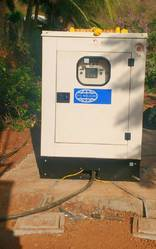 Diesel 82.5 kVA DG Set Installation Service, Warranty On Replacement Parts: Warranty Available