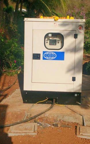 82.5 kVA DG Set Installation Service
