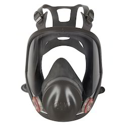 3M Full Face Mask Respirator, 6800, Medium