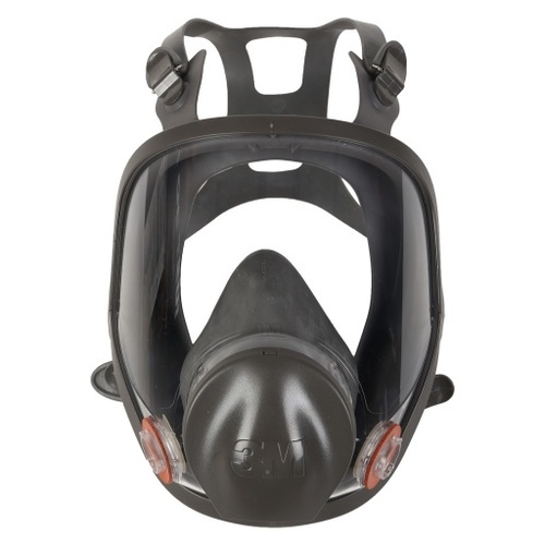 6800 full facepiece respirator mask by 3m