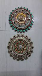 Round Shape Lighting Rangoli