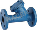 Flanged End PP Y Type Strainer