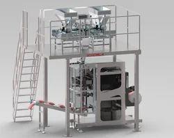 Vertex 550 Electric Detergent Powder Packing Machine