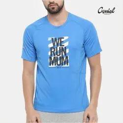 Printed Marathon Sports T-Shirt