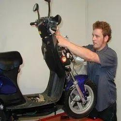 自行车电动踏板车修理服务,品牌/型号:G A T Enterprises,自行车维修