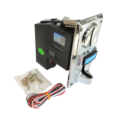 PY616-Multi Coin Acceptor (Plastic), For vending machine, Model Name/Number: Bl616 Py616