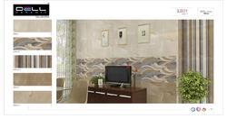 Digital Wall Tiles Glossy 250x750MM