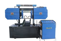 Metal Cutting Semi Automatic Bandsaw Machine