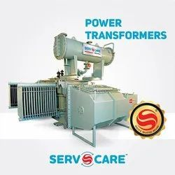 1MVA 3-Phase Oil Cooled Substation Transformer