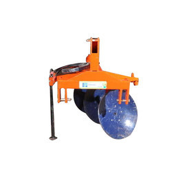 Hydraulic Reverisible Disc Plough