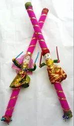 Wooden Puppet Dandiya