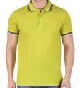 Mens Collar Corporate T Shirt