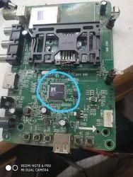 Set Top Box IC CPU HD Box MSD7C02-S00-DAO