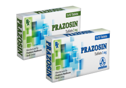 Prazosin Tablets 1mg/2mg