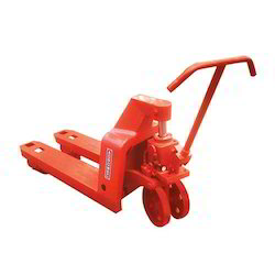 Special Manual Pallet Truck 10 Ton