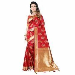 1011 Handloom Silk Saree