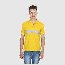 UB-TEE-YEL-HI-001 Work T-Shirts