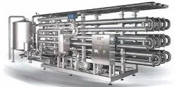 Tube In Tube Pasteurizer