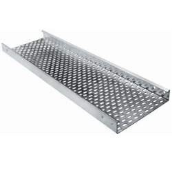 Perforated Outward Bend Cable Trays