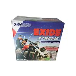 Exide Bike Battery, For Motor Cycle And Scooters