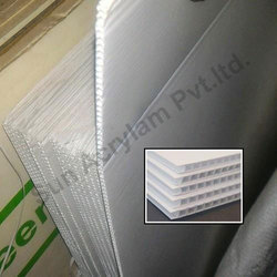 PP Flute Corrugated Advertising Board