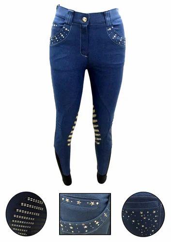 patch jeans ladies