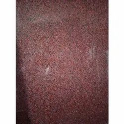 Glossy Brown 15 mm Lakha Red Granite Slab
