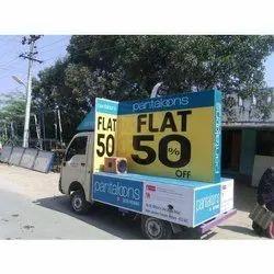 Outdoor Mobile Van Advertising Service, in Pan India