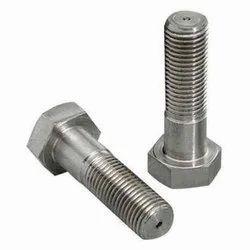 Threaded Steel Bolts