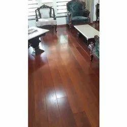 Matte Quickstep Merbau Wooden Flooring, Sedona Mahogany Laminate Flooring