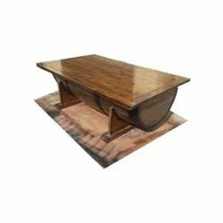 Surface Coated Modern Table Designing, for Home