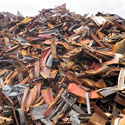 Ferrous Shredded Metal Scrap 01