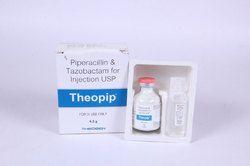 Piperacillin & Tazobactum 4.5 gm
