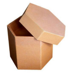 Brown Duplex Box