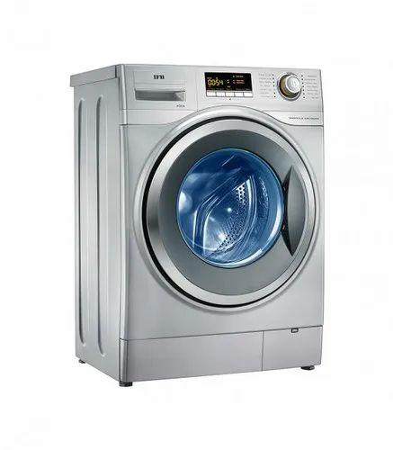 IFB 6.5 kg Fully Automatic Front Load Washing Machine, Senorita Plus SX, Silver