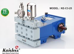 Ceramic Plunger Pump (KE-C3-25)