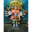 Panchmukhi Marble Hanuman Statue