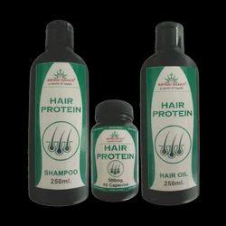 aryanshakti Hair Protein Combo Hair Shampoo, Oil, Capsules, Packaging Size: 250 Ml, Packaging Type: Bottel