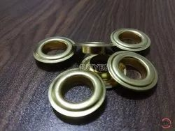 No. 1200 Brass Male & Female (Eyelets & Washers) Golden