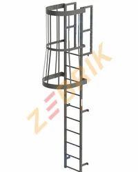Silo Fire Escape Ladders