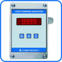 Weatherproof Loop Powered Indicator
