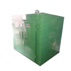 SS Liquid Painting Booth, For Industrial