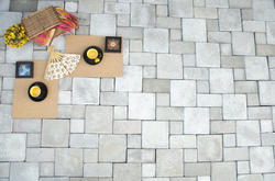 Concrete 8x4 Brick Paver Block, for Pavement