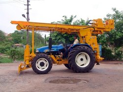 Trailer Mounted Soil Investigation Water Well Core Sample Drilling Rig