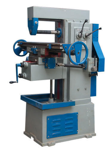 Blue Manual Horizontal Milling Machine