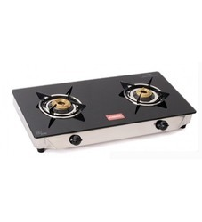 Automatic Two Burner LP Gas Stoves