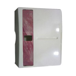 Red And White ABS C-Fold Dispenser