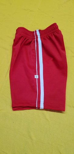 Jackbro Plain Red Short School Uniform